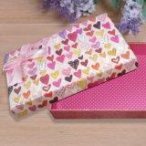 Caja de joyería caja de embalaje de cartón caja de regalo colorido