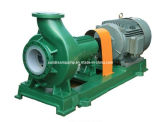 Fluoroplastic Chemical Pump para Caustic Corrosive Fluid
