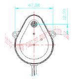 Высокая Гистерезиса Качества Синхронного Двигателя для Моторных Приводов Клапанов (SM-20-W),