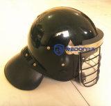 Net Shade를 가진 높은 Quality Police Anti Riot Helmet