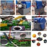 Residuos Neumáticos de goma en polvo Línea de producción, Goma de trituración de la máquina, Llantas de Desecho Máquinas de reciclaje