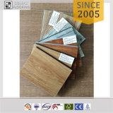 Tuile de luxe de vinyle de série en bois