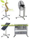 Sonnenenergie-Erzeugungs-Systems-Kursleiter-photo-voltaisches Sonnenkollektor-Trainings-Systems-didaktisches Gerät