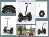 """mobilidade Offroad da sujeira do """"trotinette"""" do balanço elétrico de roda grande de 19inch 1600W"""