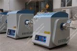 печь пробки лаборатории печи пробки глинозема вакуума 1300c