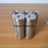 Élément filtrant liquide de séparation de gaz industriel