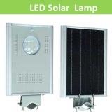 Nueva luz de calle solar integrada de los productos 30W con teledirigido
