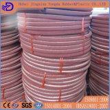 Mangueira de borracha flexível do sopro de areia do tipo de Yongda feita em China
