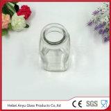 Botella de 250 ml Blanco Material de alta Aroma difusor de lámina de cristal