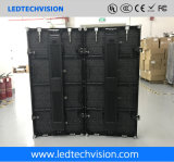 Il fornitore cinese della visualizzazione di LED, P3.91mm ha curvato la visualizzazione di LED locativa