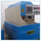 Soldadura do indicador do PVC com a máquina quatro principal