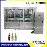 Machine de remplissage de boissons gazeuses à bouteilles d'animaux