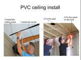Feuille de décoration de vente chaude de mousse de PVC avec la qualité
