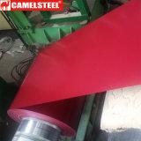 Prepintado galvanizado PPGI bobinas de acero