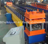 高度の技術的なガードレールのインストール圧延形式機械