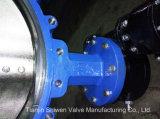 Sitzöse-Typ Drosselventil des Getriebe-EPDM mit Cer-Bescheinigung