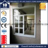 Klassisches hölzernes Aluminiumkorn-schiebendes Fenster