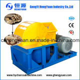 Grande Output Wood Hammer Mill Crusher Machine con Cyclone