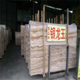 Чудесный камень слябов мрамора дракона мычки Китая