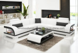 Sofà domestico di cuoio di modello di G8011b Europa