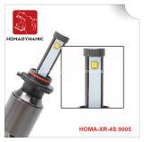 Selbstlicht 9005 6500k der Fanless Ableitungs-LED des Scheinwerfer-LED