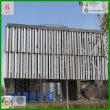 Alto taller ensamblado fácil de la estructura de acero de Qulaity