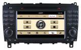 Авто DVD для М. Benz CLS W219 (2004-2008) GPS DVD навигации с TMC с DVB-T (HL-8812GB)
