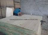 Una o dos veces 3 mm, 4 mm, 5 mm -40mm Okoume / Lápiz Cedar / Bintangor / abedul / pino / madera contrachapada del álamo