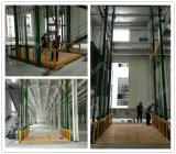 Lift van de Vracht van de Lift van de Lift van het pakhuis de Verticale Hydraulische