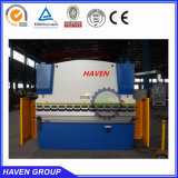 Máquina de dobra do ferro de folha da alta qualidade de WC67Y, freio da imprensa