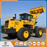Machines de construction lourde chargeur de roue de chargeur de frontal de la Chine de chargeur de 5 tonnes avec le prix