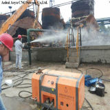 최신! Flammable Container Cutting를 위한 이동할 수 있는 Waterjet Cutter