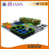 Cabritos Indoor Adventure Park Inlatable Playground con Trampoline