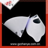 Papier 120g 190 Mikron-Nylonineinander greifen-Kegel-Form-Lack-Grobfilter