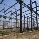 Prefab светлая мастерская структуры стальной рамки с экономичной конструкцией