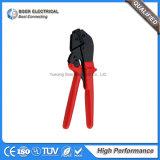 Hydraulische Quetschwerkzeug-Hersteller-Quetschwerkzeug-Rinne-Falz-Aluminiumzangen