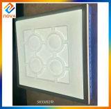Vierecks-Oberfläche eingehangene Decken-Lampe für Hauptdekoration