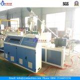 Máquina plástica da extrusora do perfil do frame de indicador da qualidade PVC/WPC