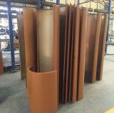 Het Profiel van het aluminium en van het Aluminium/Comité/Blad met CNC Verwerking met een laag die wordt bedekt die