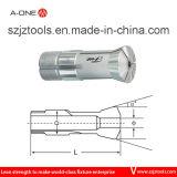 CNC 텅스텐 콜릿 물림쇠와 가이드 부시