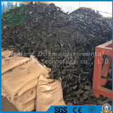 Doppia trinciatrice dell'asta cilindrica per rifiuti solidi di gomma/residui della plastica/del legno//gomma/pneumatico/riciclaggio dei rifiuti animale cucina/del corpo