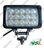 camion léger de travail de 10-30V 45W LED outre de lumière de route