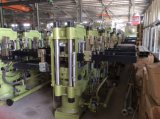 Gummischuh-Sohle-Formteil-Presse/Voll-Selbstgummischuh-alleinige formenmaschine