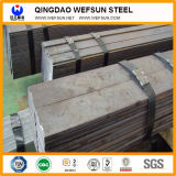 Barre plate d'acier du carbone de la longueur Q345 5.8