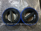 Cast Iron Rubber Liner Butterfly Standard Check Valve
