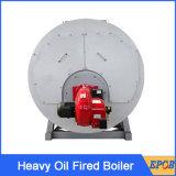 Chaudière à eau chaude à gaz de vapeur de pétrole horizontal