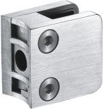 L'acciaio inossidabile il morsetto di vetro della pressofusione per il sistema del corrimano (CR-052)