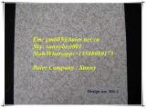 Tuiles neuves de plafond de gypse stratifiées par PVC de modèle de mode