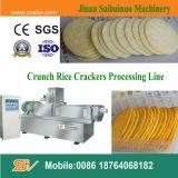 Le riz ébrèche la ligne de machine de biscuits