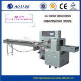 Horizontale Fluss-Beutel-Tür-Scharnier Aluninum quadratische Gefäß-Verpackungsmaschine mit Cer genehmigen